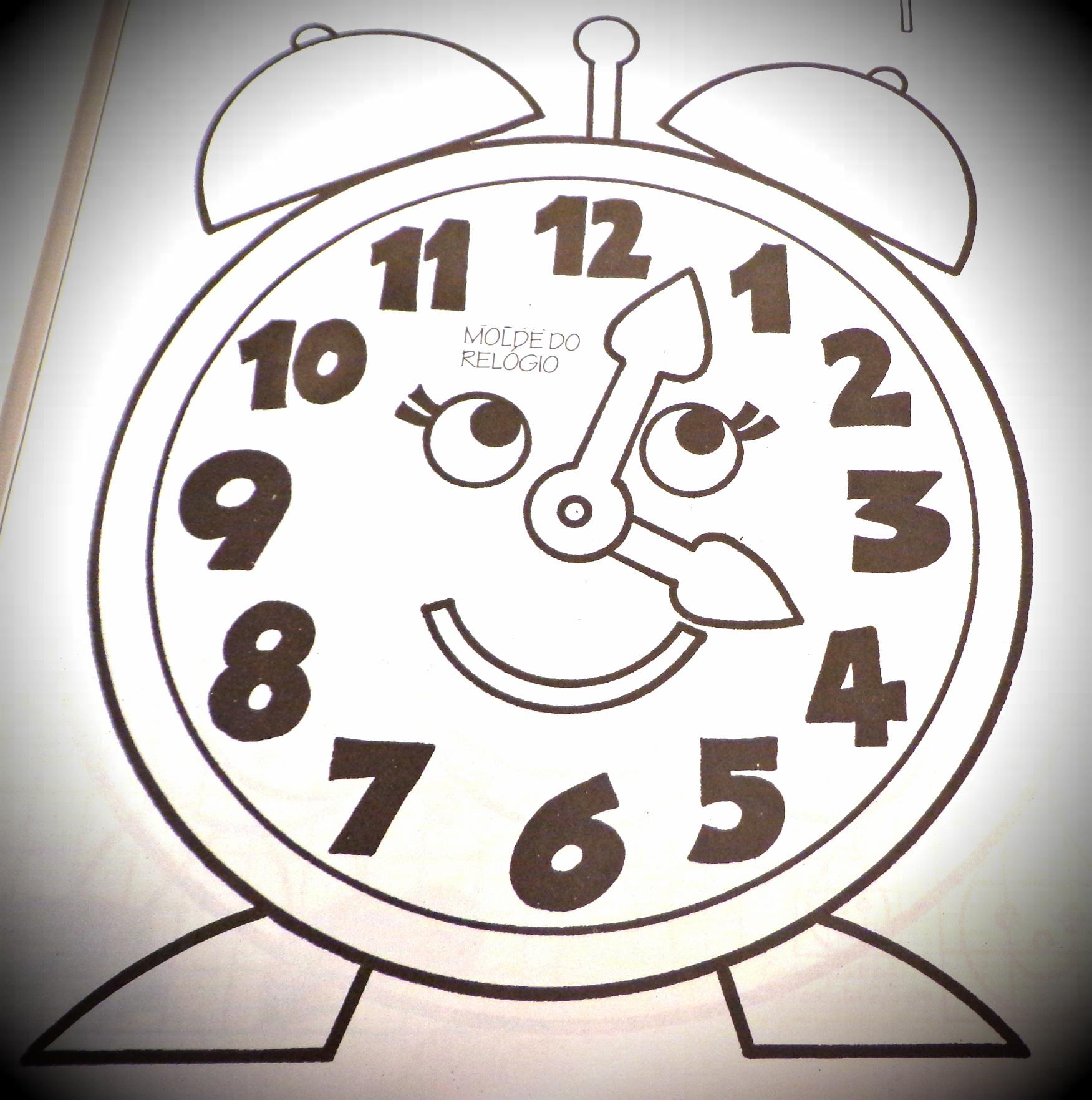 Resultado de imagem para relógio de mudança de atividade
