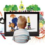 O que a crianças assistem na TV?