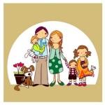 7 benefícios de ser mãe em tempo integral