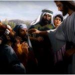 Aula Bíblica Pré-primário #10 (Unid. 2) – Jesus cura dois cegos