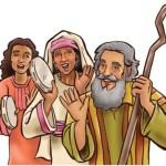 Aula Bíblica Maternal #18 (Unidade 2)