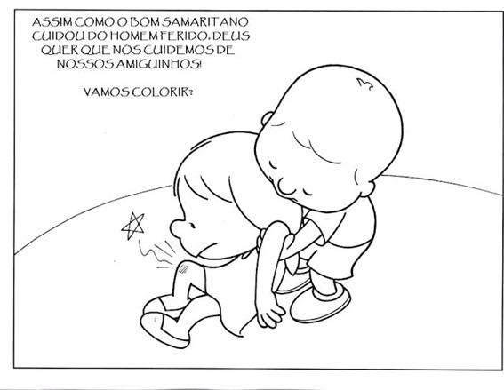Aula Maternal - O Bom Samaritano 015
