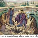 Aula Bíblica Maternal #23 – Um Buraco no Telhado