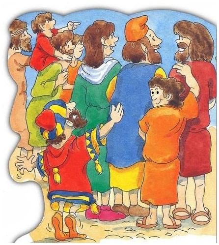 Aula Pre-Primario - Jesus fala com Zaqueu 004