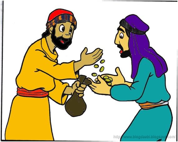Aula Pre-Primario - Jesus fala com Zaqueu 009