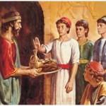 Aula Bíblica Primários #12 – Daniel