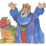 Aula Bíblica Maternal #27 – A oração do rei Ezequias