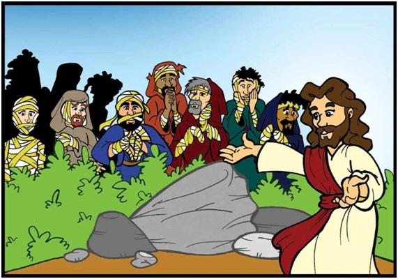 Jesus Cura - Aula Pre primario 003