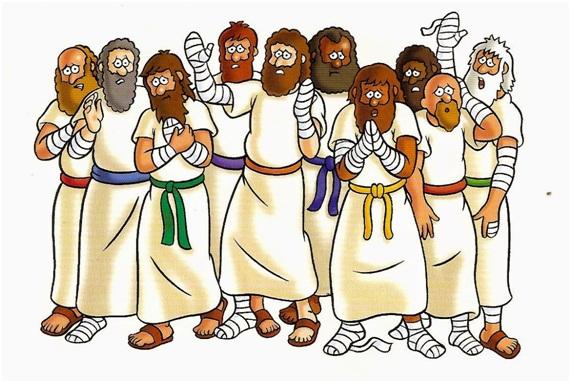 Jesus Cura - Aula Pre primario 004