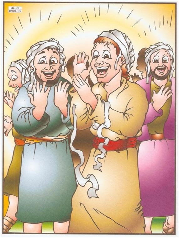 Jesus Cura - Aula Pre primario 005