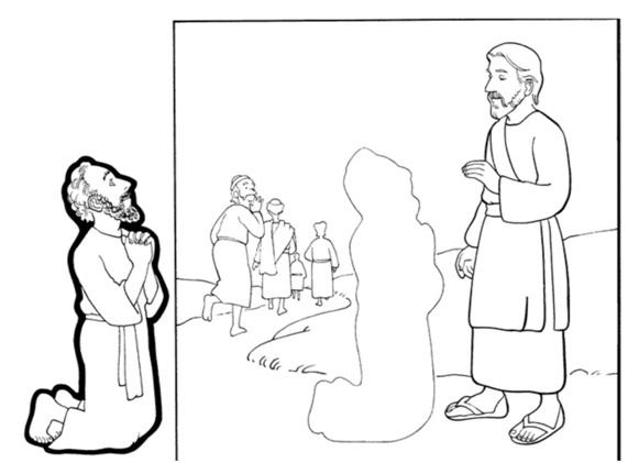 Jesus Cura - Aula Pre primario 009