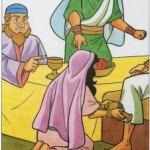 Aula Bíblica Maternal #30 – Um presente para Jesus