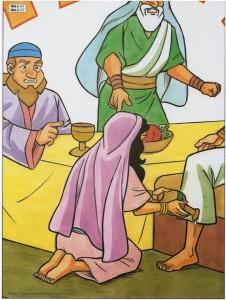 Aula Maternal 003 - Presente para Jesus