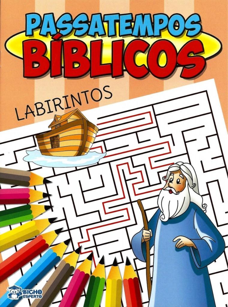 Livro Passatempos Biblicos 003