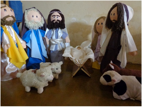Trabalhos Manuais de Natal 035