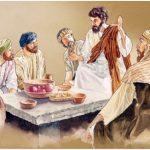 Aula Bíblica Pré-primário #31 – Jesus entre os discípulos
