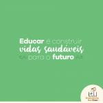 Educar é construir…