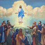 Aula Bíblica Pré-primário #27 (Unid. 2) – Jesus vai para o céu