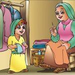 Aula Bíblica Berçário #06 (Un. 4) – Dorcas