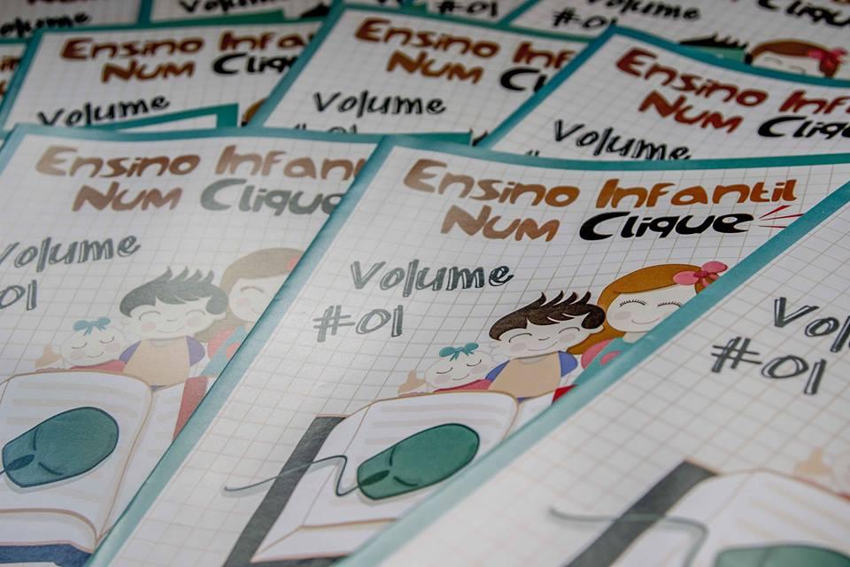 Revista Ensino Infantil Num Clique