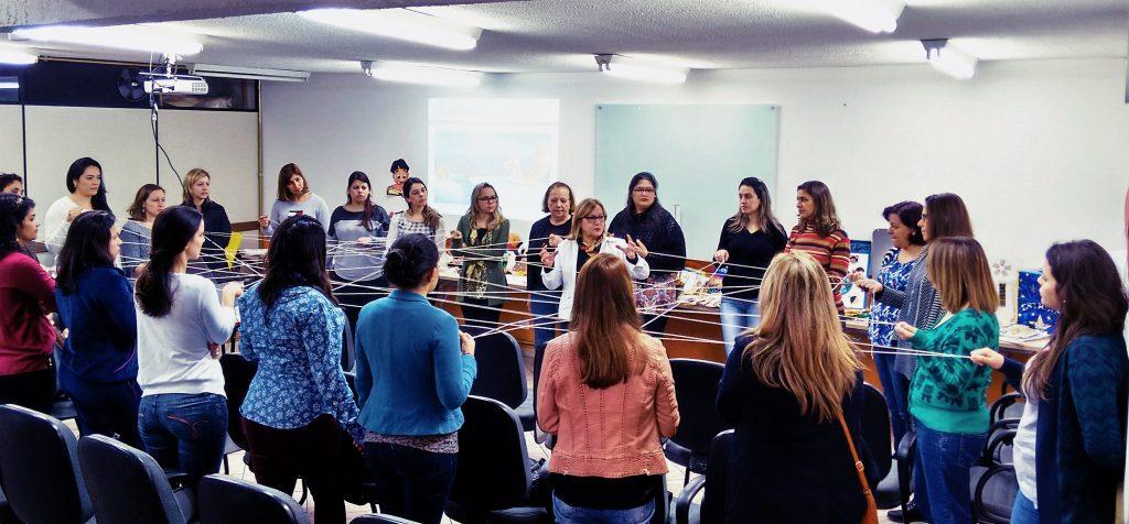 Palestra Ensino Infantil Num Clique na Igreja Batista da Borda do Campo