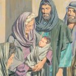 Aula Bíblica Berçário #11 (Un. 4) – Zacarias, Isabel e João