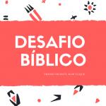 Desafio Bíblico #07