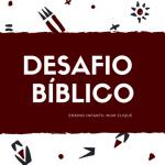 Desafio Bíblico #08