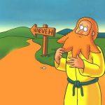Aula Bíblica Principiantes #50 – Jonas